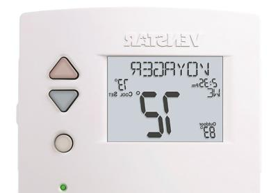 residential voyager thermostat wi fi works