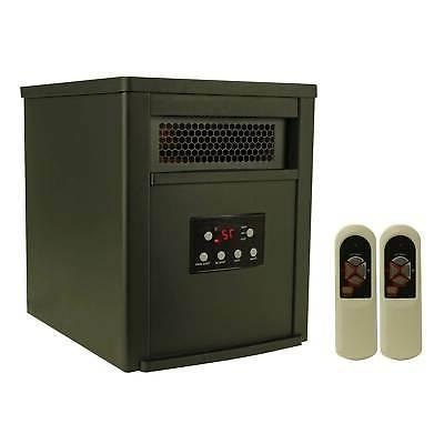 room 6 element infrared heater