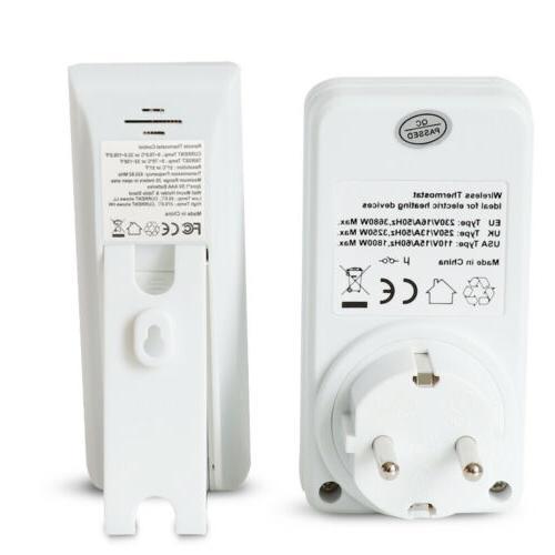 Remote Control For Temperature