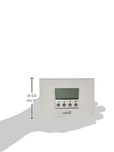 Robertshaw RS5110 1 Cool Digital Day Programmable Thermostat Single Stage