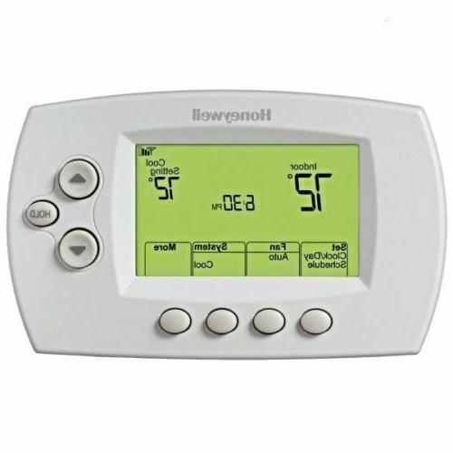 Honeywell RTH6580WF Programmable White
