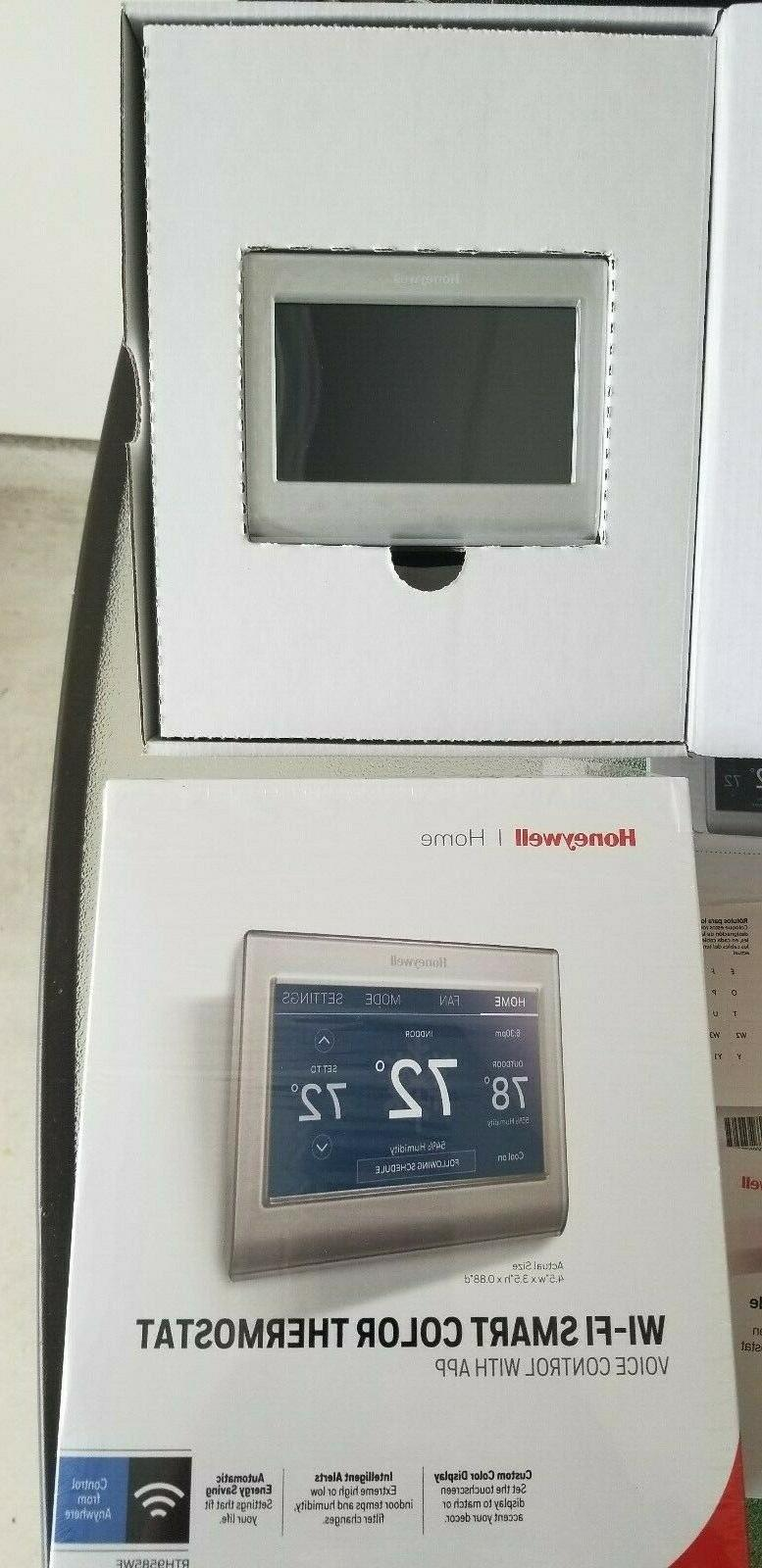 Honeywell Rth9585wf Smart Wi