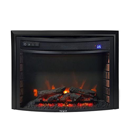 rv fireplace electric