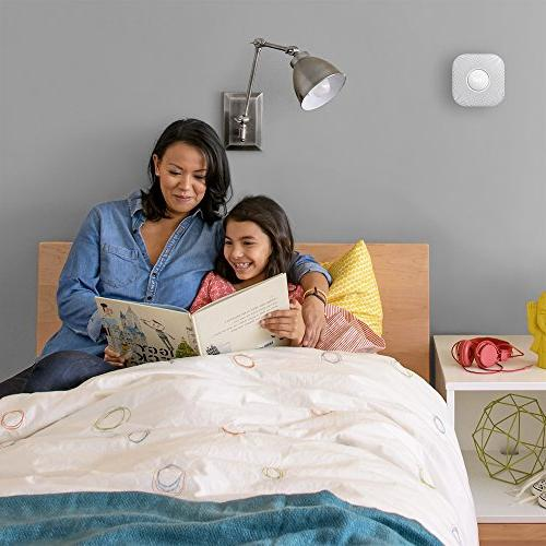Nest S3003LWES Smartphone White Smoke Monoxide