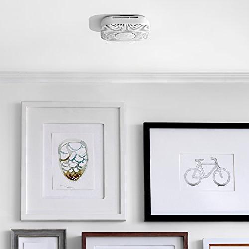 Smoke Monoxide Alarm Detector