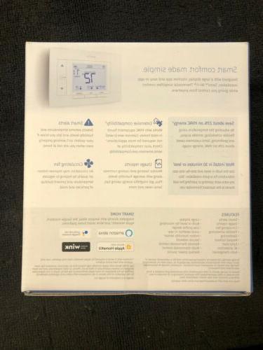 Emerson Sensi St55 Smart Home Thermostat Wi