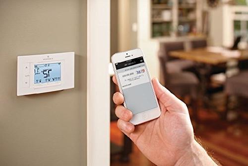 Emerson Sensi Wi-Fi 1F86U-42WF Smart Home, Works with Alexa