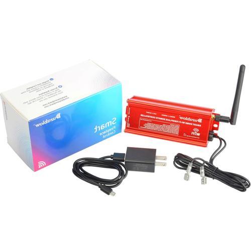 sh3001 gas fireplace millivolt valve wifi smart
