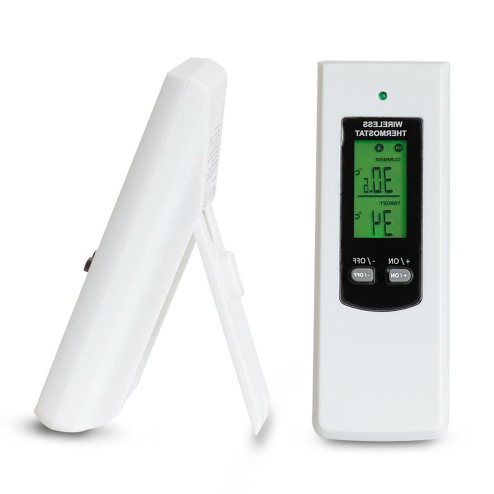 smart RF Wireless <font><b>Thermostat</b></font> Kit Wireless Rf