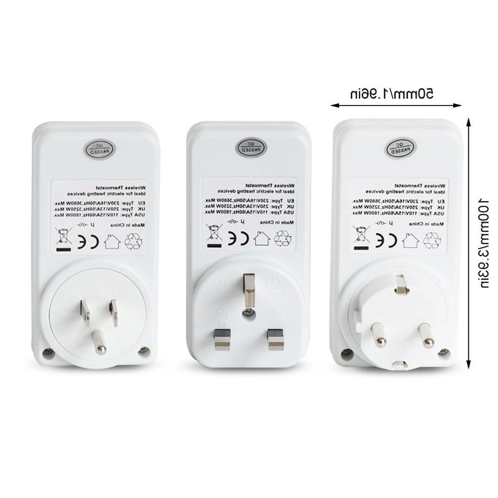 smart <font><b>home</b></font> RF In <font><b>Thermostat</b></font> Kit -ccrc30f-kit Wireless