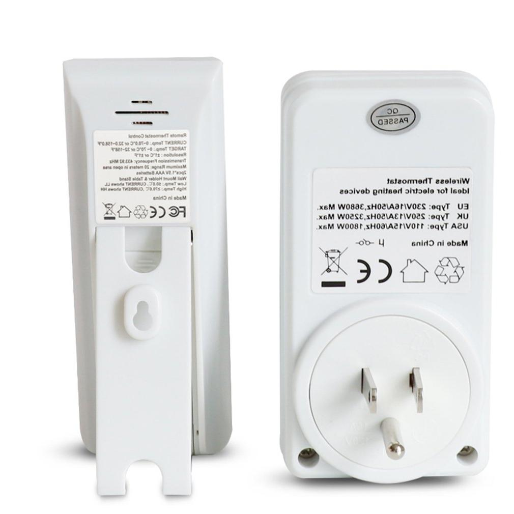 smart <font><b>home</b></font> RF <font><b>Thermostat</b></font> Kit Wireless Rf Temperature