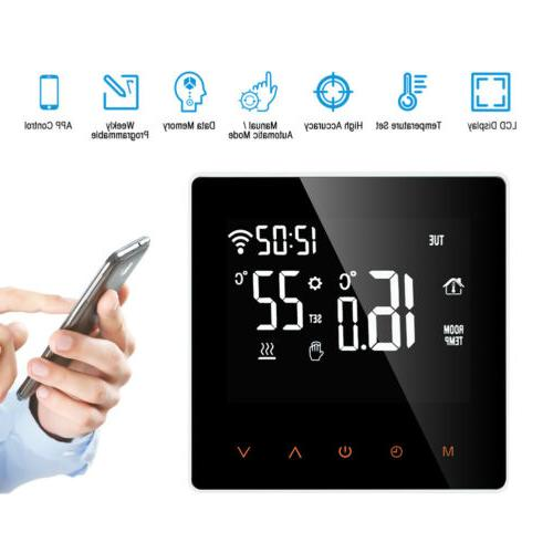 Smart Home Thermostat LCD Digital APP Control