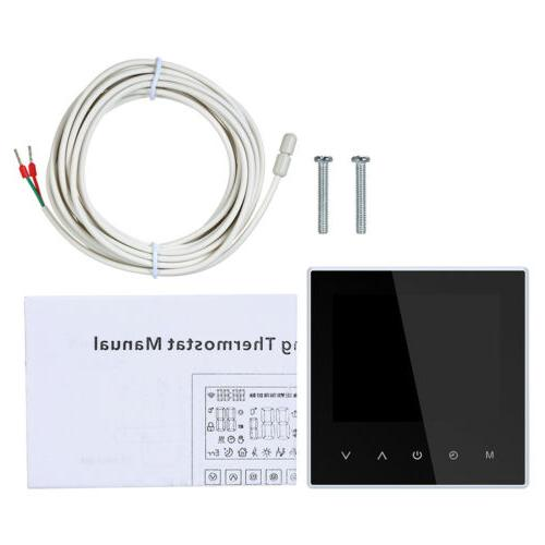 Smart Heating LCD APP