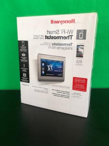 Honeywell Smart Home Thermostat WiFi Color Display RTH9580WF