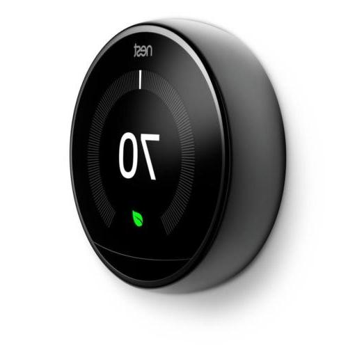 Nest 3rd Black Programmable