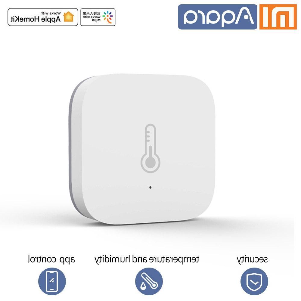 Aqara Smart wifi <font><b>thermostat</b></font> <font><b>home</b></font> Pressure Temperature Humidity zigbee Sensor <font><b>home</b></font> app