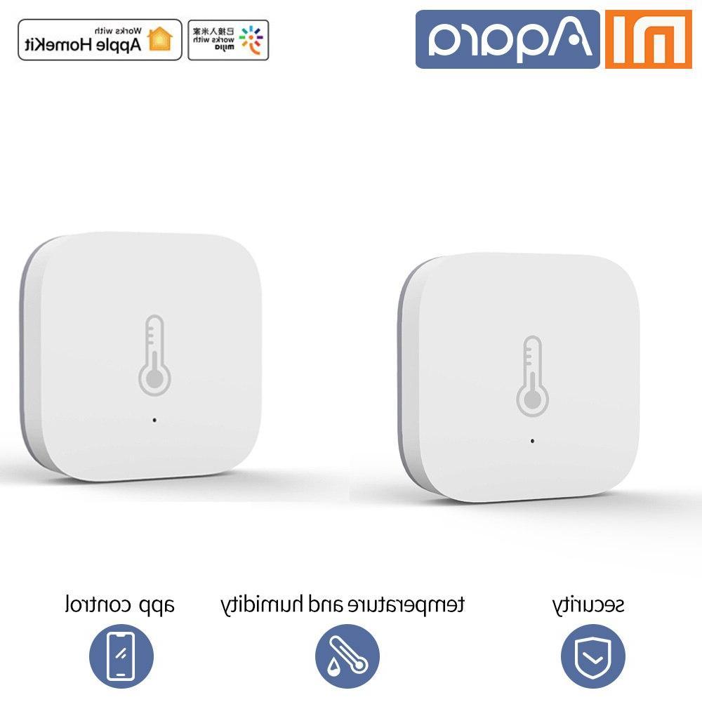 Aqara Smart Sensor wifi Smart <font><b>home</b></font> Humidity zigbee