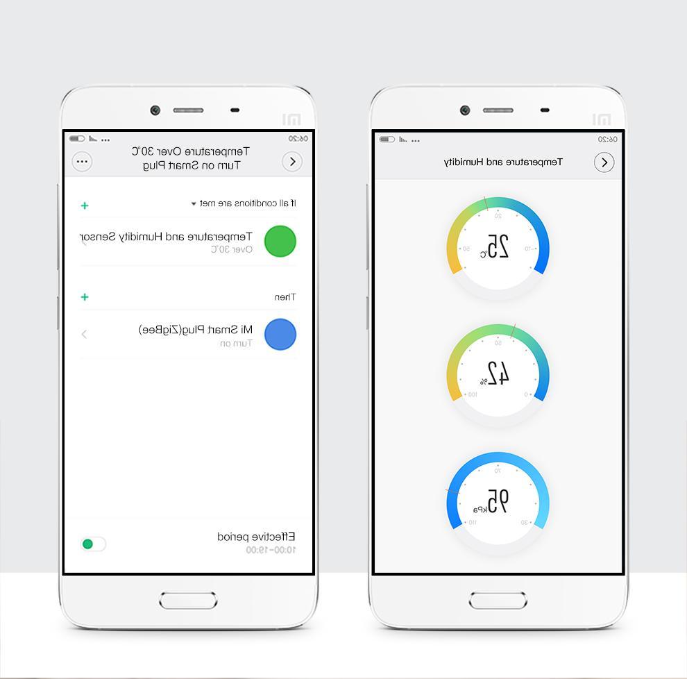 Aqara Temperature Sensor wifi <font><b>thermostat</b></font> Xiaomi Smart Humidity Mi <font><b>home</b></font>