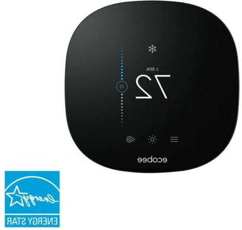 Ecobee Smart Thermostat 7 Day Programmable Wireless Room Sen