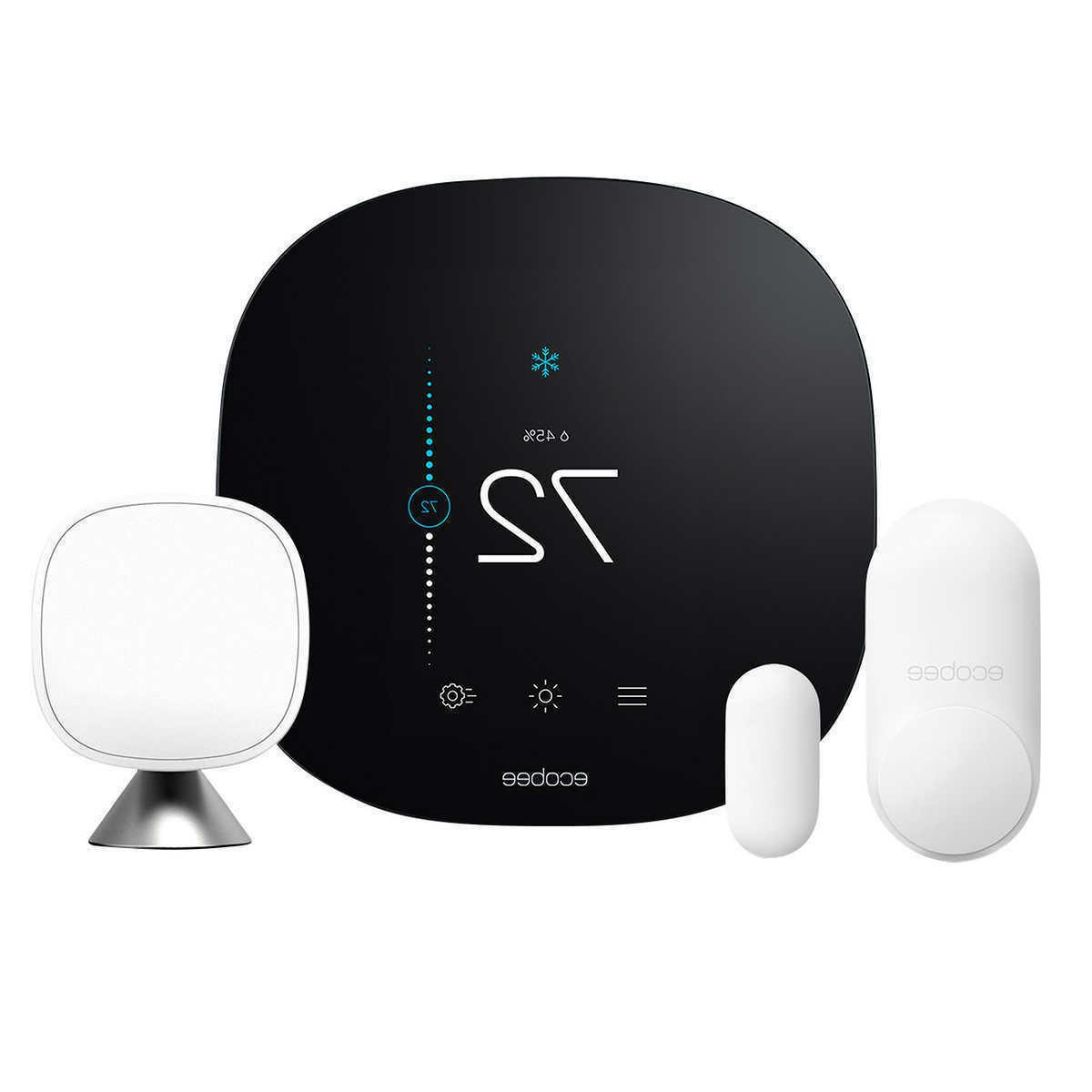 smart thermostat with whole home sensors
