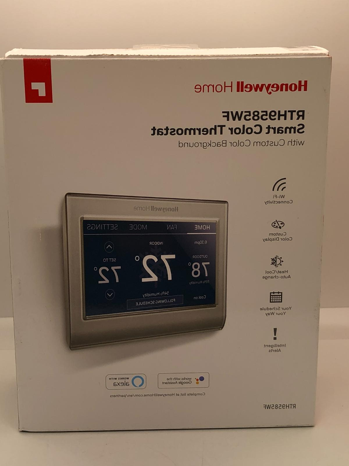 Honeywell Smart Wi Fi 7 Day Programmable Works