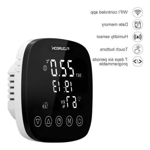 Smart WiFi Humidity Sensor Programmable for Alexa Google