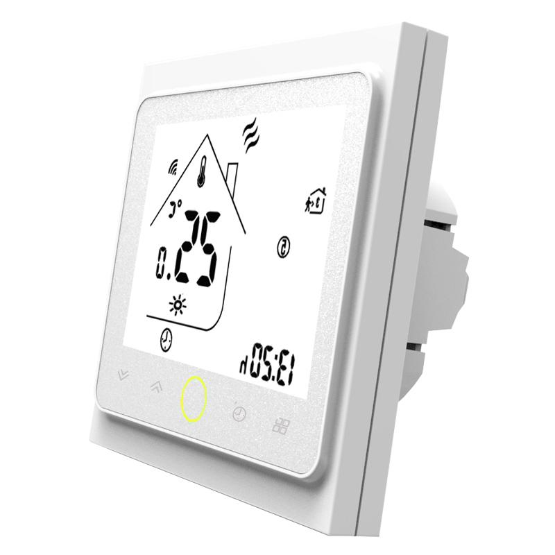 Smart WiFi Controller and Boiler Works with Echo Google <font><b>Home</b></font> Tuya