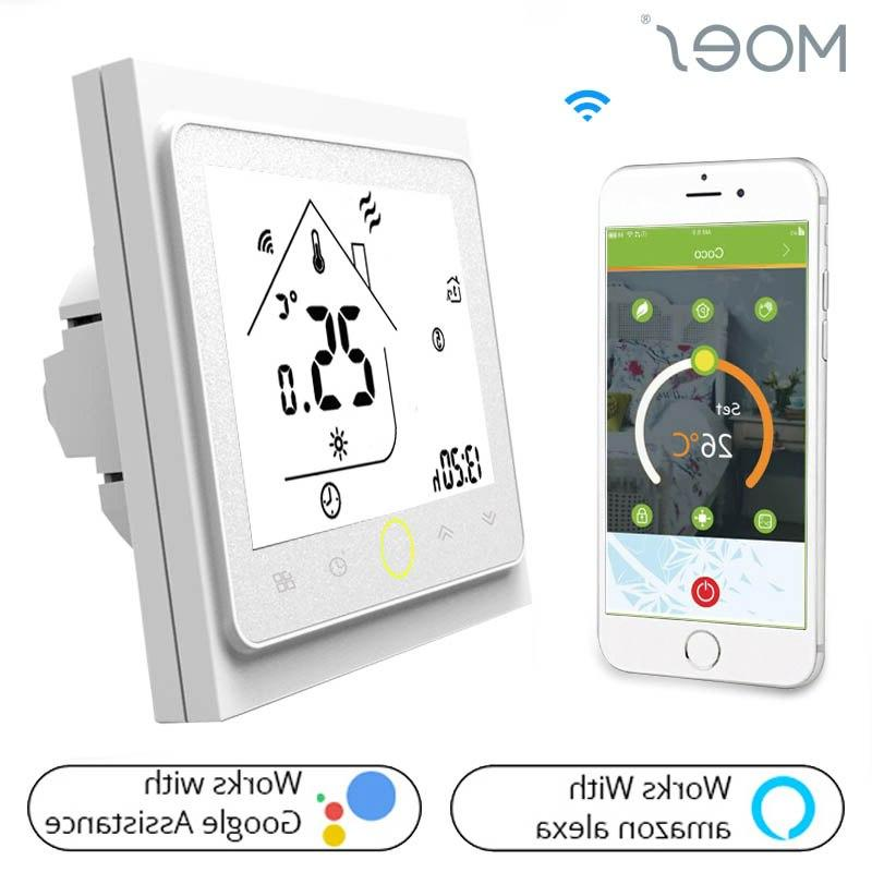 smart wifi font b thermostat b font