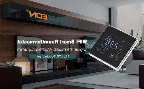 Hot Sale WiFi Thermostat LCD Touch Remote Control