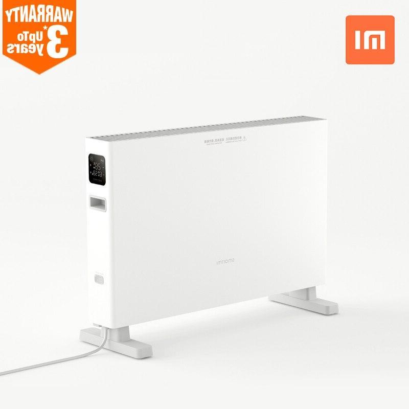 smartmi electric heater smart version fast handy
