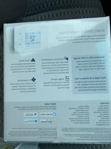 Sensi ST55 Smart Thermostat