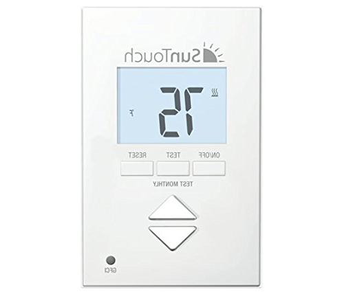 sunstat core non programmable floor