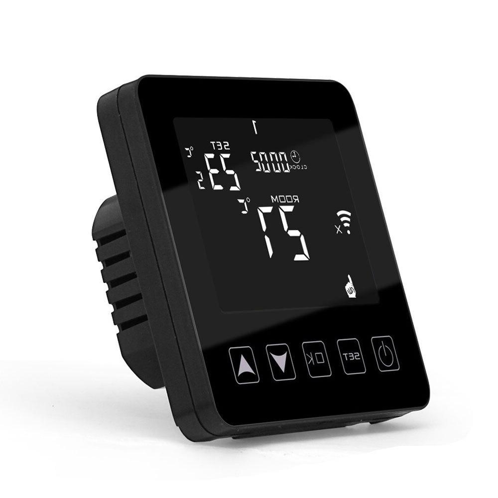 Intelligent Smart <font><b>Thermostat</b></font> 16A HY08WE