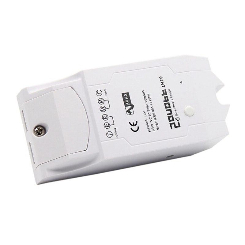 SONOFF TH16 DIY 3500W Smart <font><b>Home</b></font> WIFI Wireless <font><b>Thermostat</b></font> Module <font><b>Remote</b></font> <font><b>Control</b></font> Switch