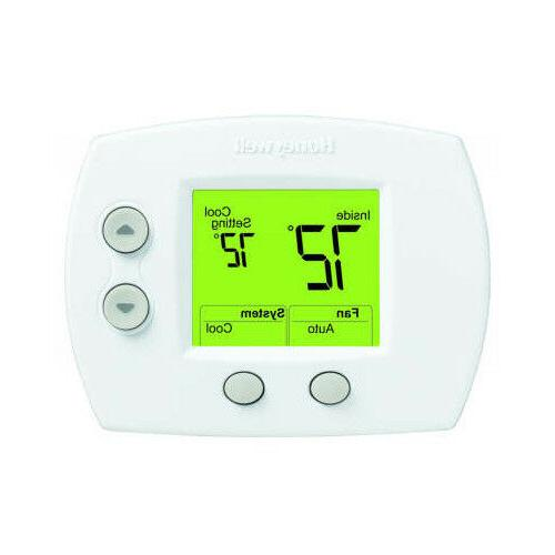 th5110d1022 focuspro non programmable thermostat horizontal