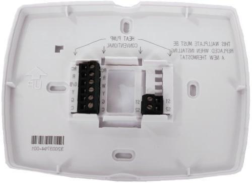 Honeywell TH8320U1008 3/h 2/c 8000 Touchscreen Programmable Thermostat