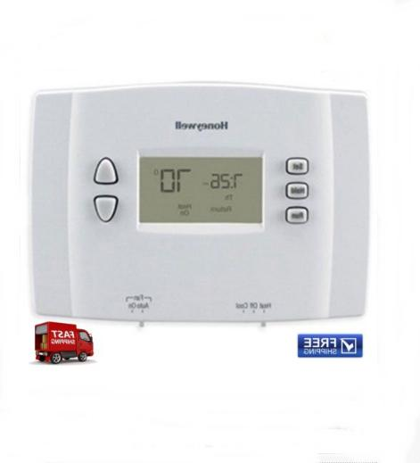 Honeywell Thermostat 1 Week Programmable Home Digital Temper