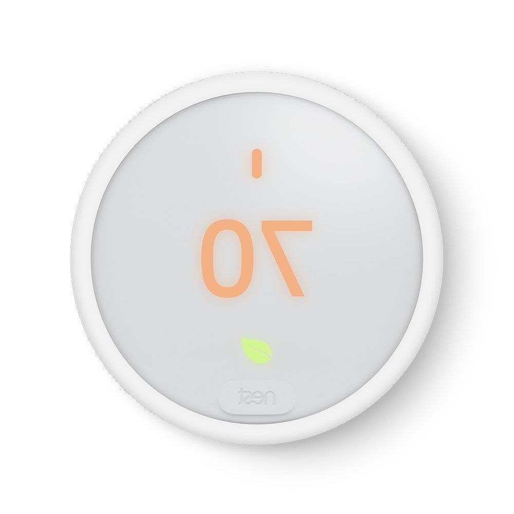Nest Thermostat E with Google Home