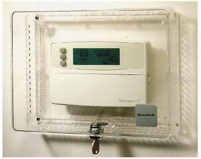 Honeywell Thermostat Guard Clear