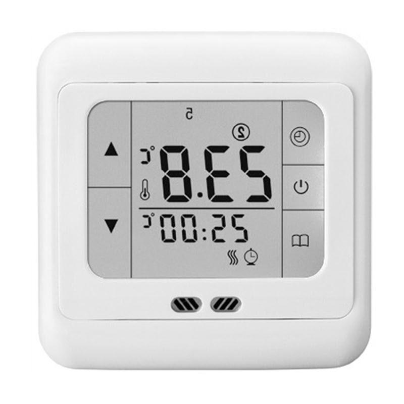 thermostat temperature programmable touch screen lcd sensor