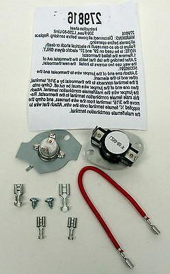 thermostat thermal fuse kit