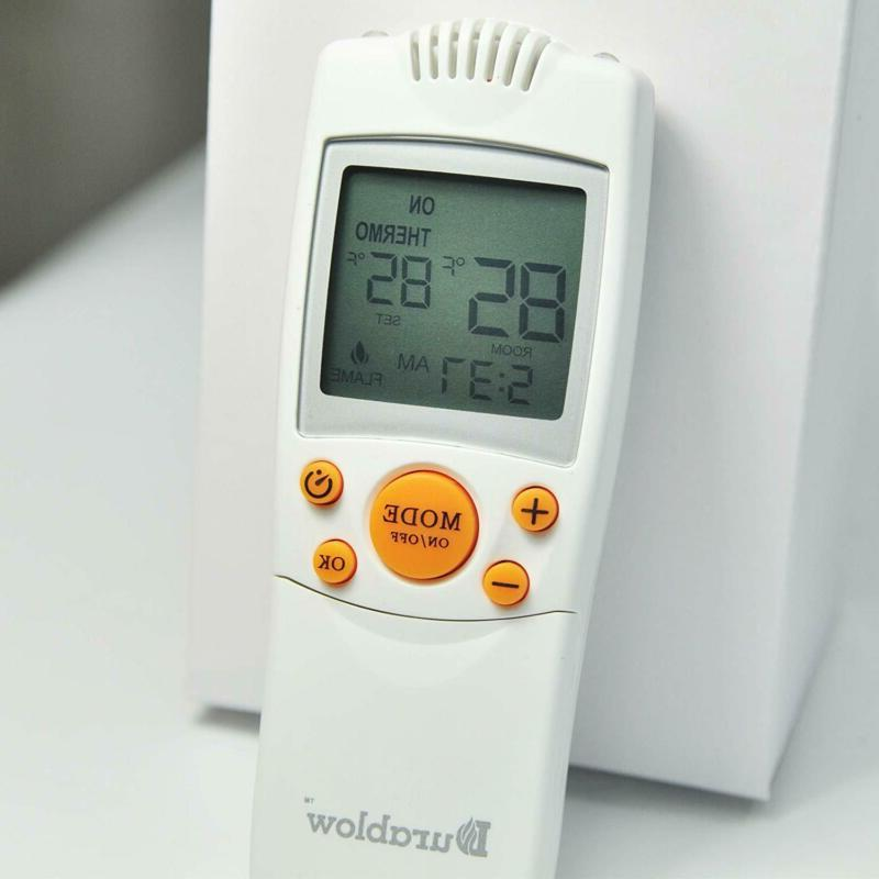 Fireplace On/Off Remote Control Kit For Thermostat