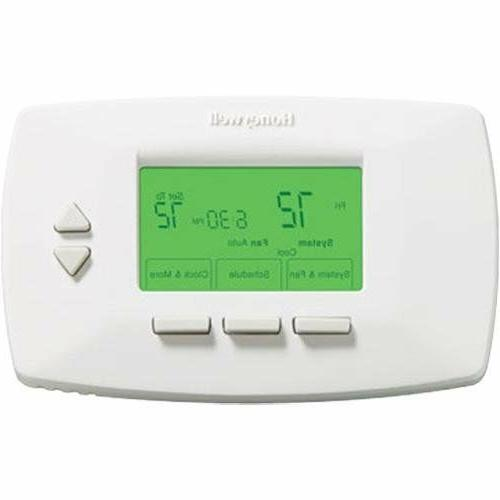 Honeywell RTH7400D Conventional 7-Day Programmable Thermosta