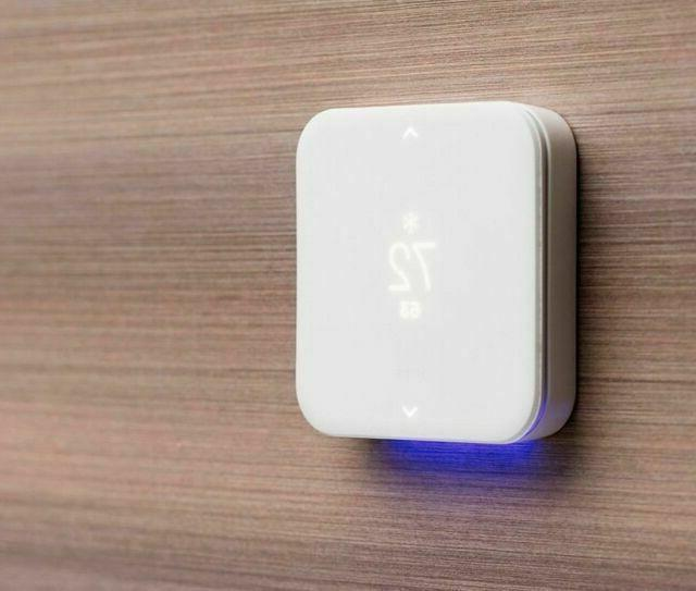 vivint smart thermostat for the home zwave