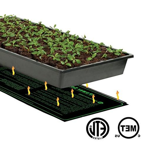 Warm Seedling Mat Digital Thermostat Control for Seed