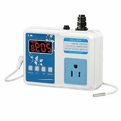 wh1436 ac temperature controller thermostat