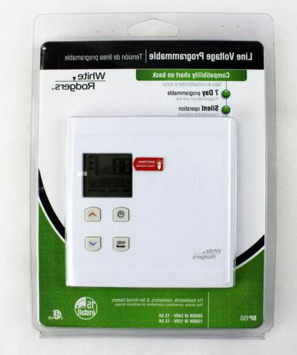 White BP150 Day Thermostat