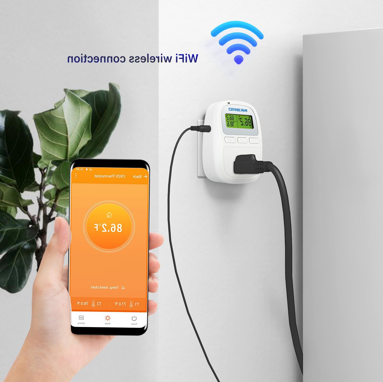 wifi heating thermostat wireless temperatuare controller c92