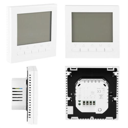 WiFi Programmable Thermostat System