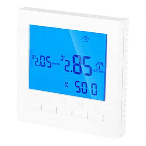 WiFi Programmable Thermostat System 200-240V